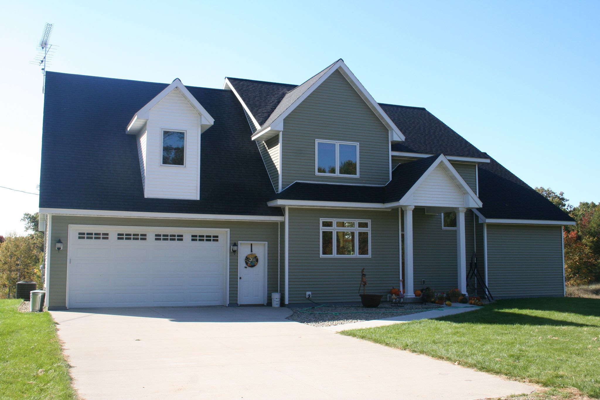 New Home Construction Central WI